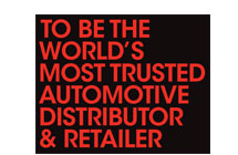 The world's most trusted automotive Distributor and Retailer